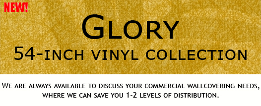 New 54-Inch Vinyl Collection: Glory